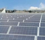 Impianto fotovoltaico industriale su tetto