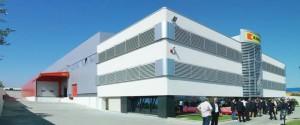 Lo stabilimento produttivo di Molfetta (BA)